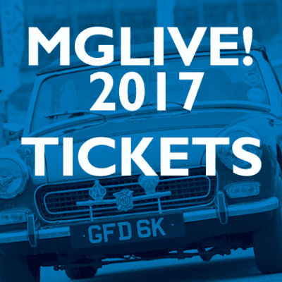MGLive! 2017 Tickets