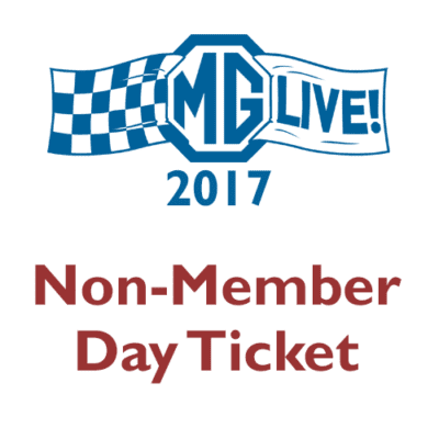 Non-Member Day Ticket