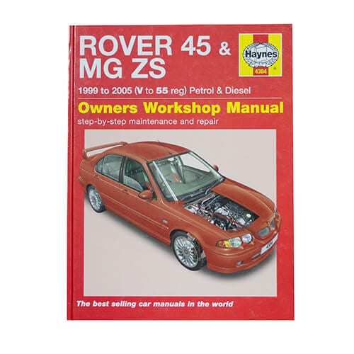 mg zs workshop manual mg car club shop rh shop mgcc co uk 7 Mg mg zr haynes manual pdf