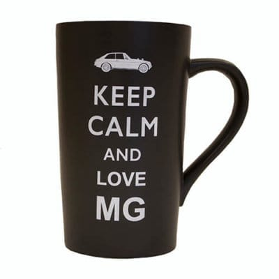 Keep Calm & Love MG Mug