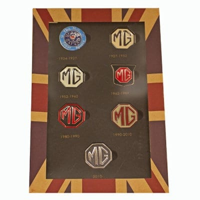 MG Magnetic Badge Collection