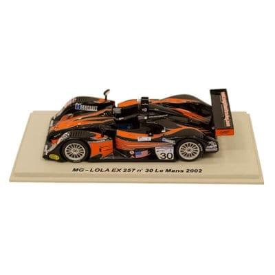 Spark MG Lola LM 2002 #30