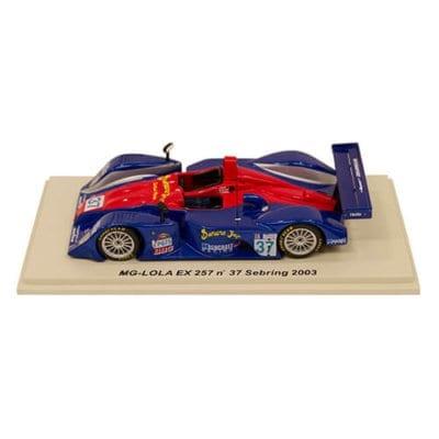 Spark MG Lola Sebring '03 #37
