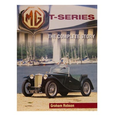 MG T-Series The Complete Story