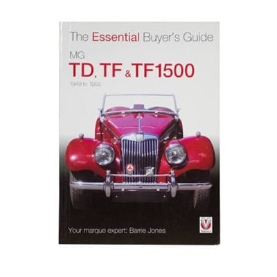 MG TD / TF Buyers Guide