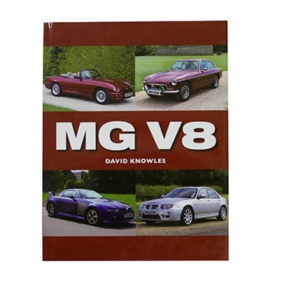 MG V8 by David Knowles