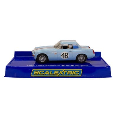 Scalextric MGB 48 Sebring Car