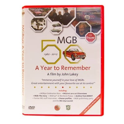 MGB 50: A Year to Remember