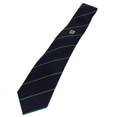 MG Car Club Tie