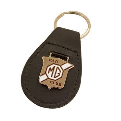 MG Car Club Keyring