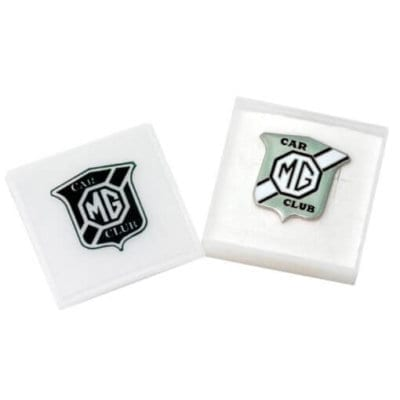 MGCC Lapel Pin in Presentation Box