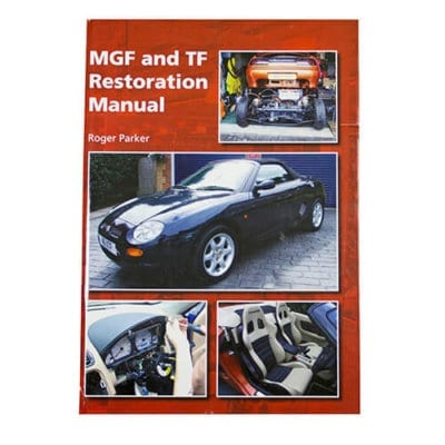 MGF/TF Restoration Manual