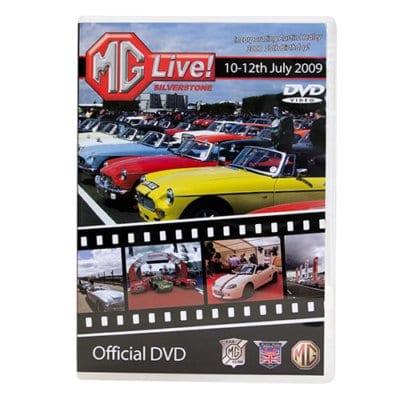 MGLive! 2009 DVD
