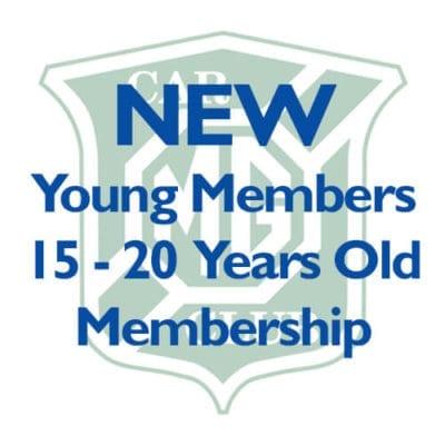 New 15 - 20 Years Membership