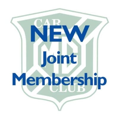 NEW – Joint Membership
