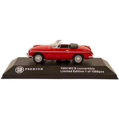 MGB Roadster – Red