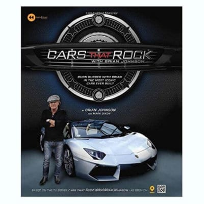 Cars That Rock by Brian Johnson