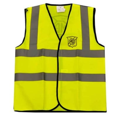 MG Car Club Hi Vis Vest