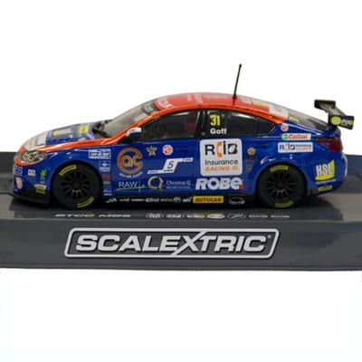 Jack Goff 888 Racing Scalextric BTCC MG6