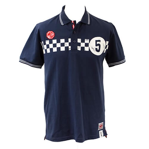 brand new 2ceda 947a4 Motoring Classics MG Polo Shirt