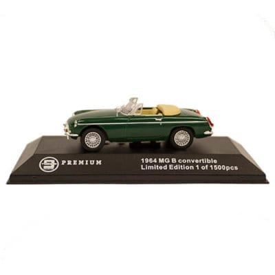 MGB Roadster – Green