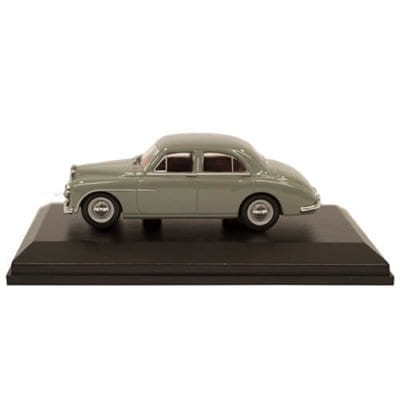 MG ZA Magnette – Birch Grey
