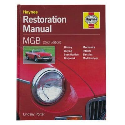 Haynes MGB Restoration Manual