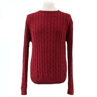 Ladies MG Cotton Jumper