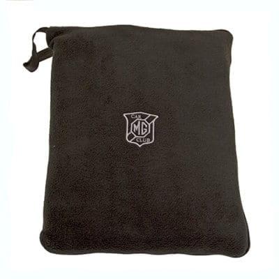 MGCC Fleece Cushion/ Blanket