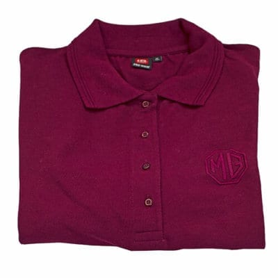 Ladies MG Polo Shirt