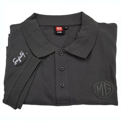 Mens MG Safety Fast! Polo Shirt