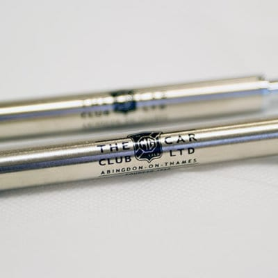 MG Car Club Pen and Pencil Gift Set