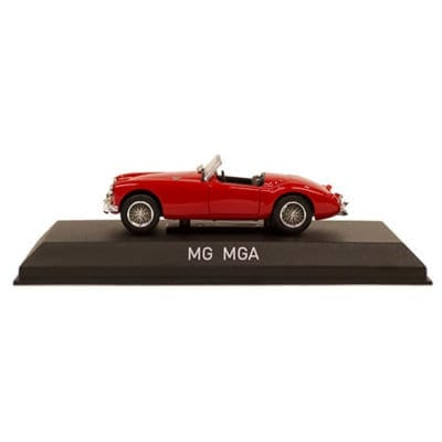 MGA Roadster – Red