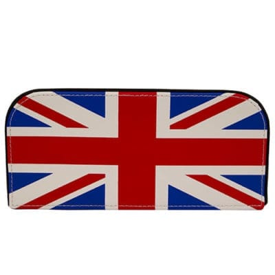 MG Union Jack Tissue Box Holder