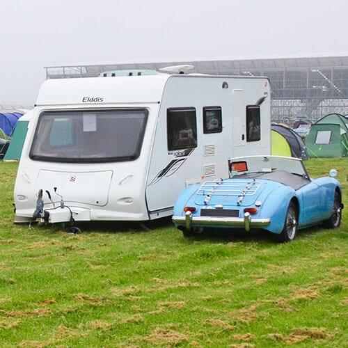 Camping – Motorhome LR