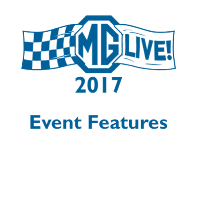 MGLive! 2017 Event Features