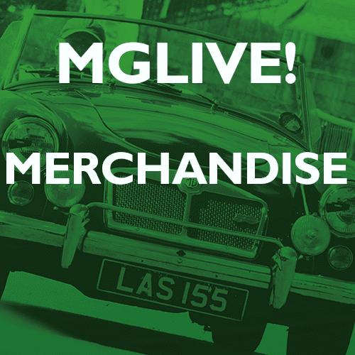 MGLive! Merchandise