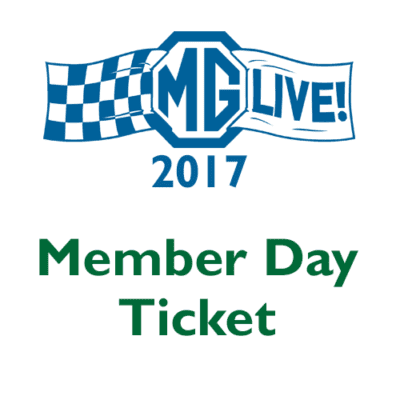 Member Day Ticket