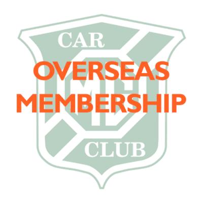 Overseas Membership