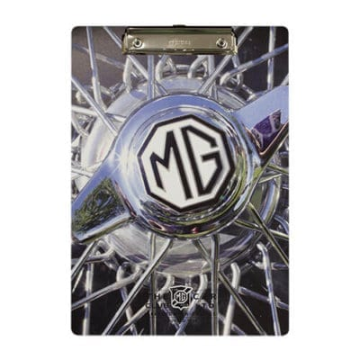 MG Car Club Clipboard
