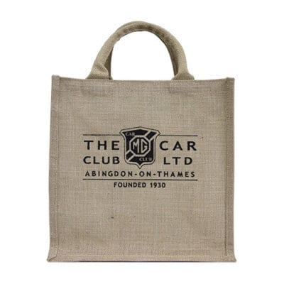 MG Car Club Shopping/Lunch bag