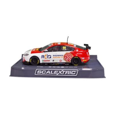 Josh Cook Racing Scalextric BTCC MG6