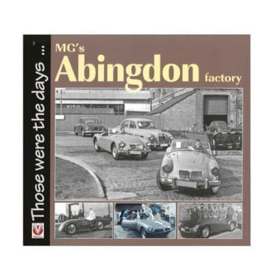 Abingdon Factory Book 1