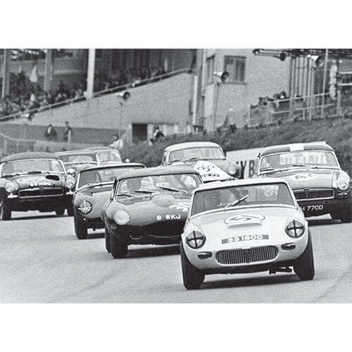 Brands Hatch, Paddock Hill bend, 1960s – 500