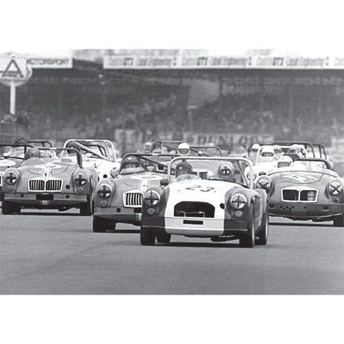 MGA Racing, Silverstone, Copse Corner, 1970s – 500