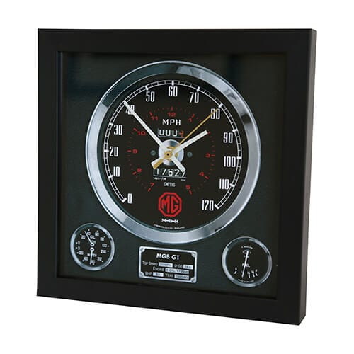 MGB_GT_speed_gauge_framed_500