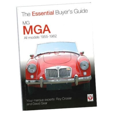 MGA Book