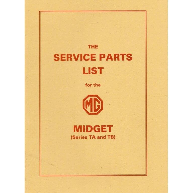 24. T_Register_TAB_service_parts_list