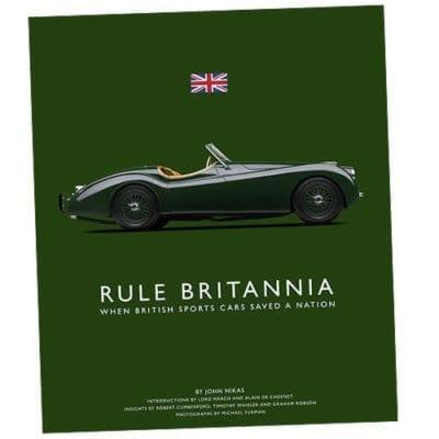Rule Britannia book