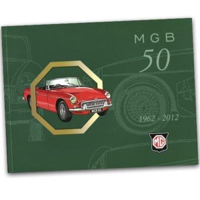 MGB50 book